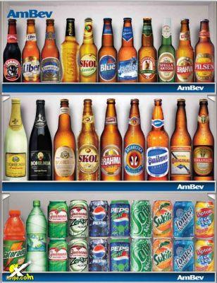 Ambev cervejas