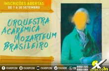 c550cfc3cb440 Oportunidade  Orquestra Acadêmica Mozarteum Brasileiro abre inscrições para  novos músicos