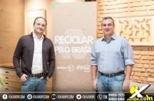 0bad452072d5a Parceria  Ambev e Coca-Cola Brasil lançam juntas novo programa de reciclagem